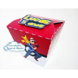 Caixa sushi Pokemon
