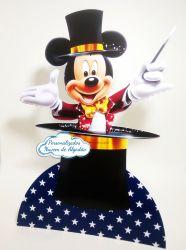Display de mesa Circo do Mickey 27cm