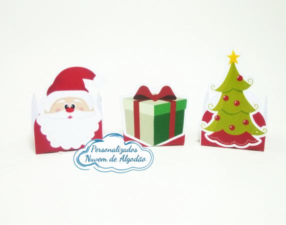 Forminha Natal-Forminha Natal Fazemos em qualquer tema. Envie nome e idade para personalização.  - Produto va