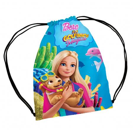30 mochila saco  Barbie-30 mochila saco  Barbie A magia e encanto de uma festa começa nos pequenos detalhes o grande objet