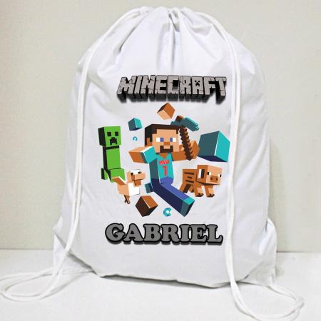30 mochila saco  Game  Personalizada-30 mochila saco  Game  Personalizada A magia e encanto de uma festa começa nos pequenos detalhes o
