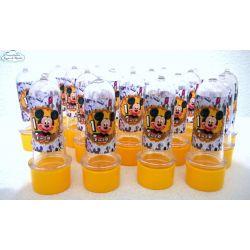 Adesivo de mini tubete Mickey