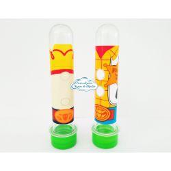 Adesivo de tubete Toy Story - Woody e Jessie