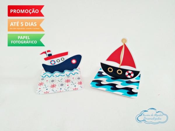 Aplique 3d de caixinha marinheiro-Aplique 3d de caixinha marinheiro  Fazemos todos os temas Fazemos em qualquer tema. Envie nome e