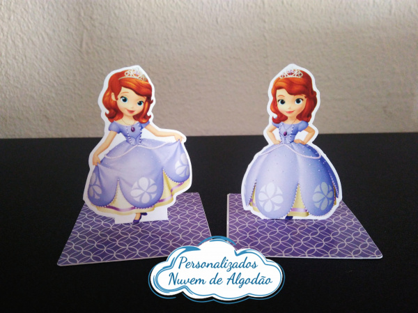 Aplique 3d de caixinha Princesa Sofia-Aplique 3d de caixinha Princesa Sofia  Fazemos todos os temas Fazemos em qualquer tema. Envie no