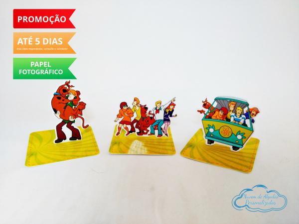 Aplique 3d de caixinha Scooby Doo-Aplique 3d de caixinha Scooby Doo  Fazemos todos os temas Fazemos em qualquer tema. Envie nome e