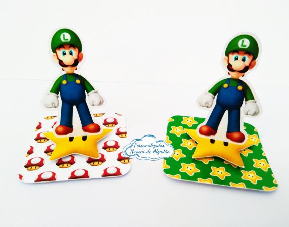 Aplique 3d de caixinha Super Mario Bros-Aplique 3d de caixinha Super Mario Bros   Fazemos todos os temas Fazemos em qualquer tema. Envie