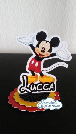 Aplique 3d de latinha Mickey 4 camadas-Aplique 3d de latinha Mickey  Fazemos todos os temas Fazemos em qualquer tema. Envie nome e idad