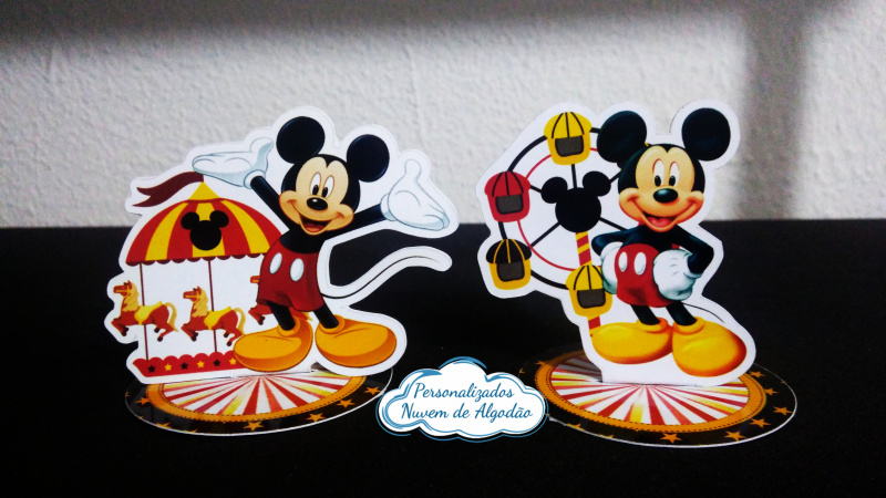Aplique 3d de latinha Parque do Mickey-Aplique 3d de latinha Parque do Mickey  Fazemos todos os temas Fazemos em qualquer tema. Envie n