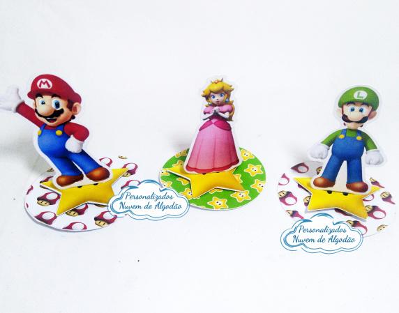 Aplique 3d de latinha Super Mario Bros-Aplique 3d de latinha Super Mario Bros   Fazemos todos os temas Fazemos em qualquer tema. Envie