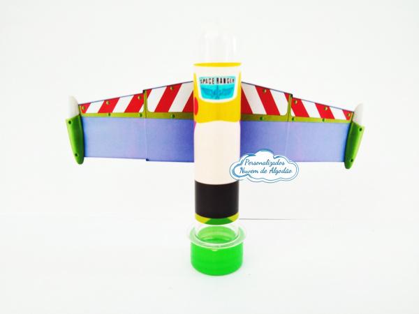 Aplique de tubete + adesivo Toy Story - Buzz Lightyear-Aplique de tubete + adesivo Toy Story - Buzz Lightyear  Fazemos em qualquer tema. Envie nome e id
