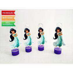 Aplique de tubete Aladdin - Jasmine
