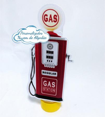 Aplique de tubete Carros Bomba de Gasolina-Aplique de tubete Carros Bomba de Gasolina  Fazemos em qualquer tema. Envie nome e idade para per