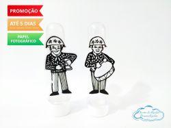Aplique de tubete Cordel Encantado - Banda de Forró