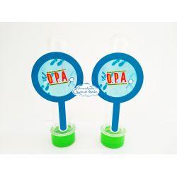 Aplique de tubete DPA - Lupa