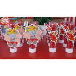 Aplique de tubete Dumbo