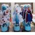 Aplique de tubete Frozen-Aplique de tubete Frozen  Fazemos em qualquer tema. Envie nome e idade para personalização e da