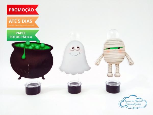 Aplique de tubete Halloween - Fantasma-Aplique de tubete Halloween - Fantasma  Fazemos em qualquer tema. Envie nome e idade para persona