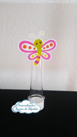 Aplique de tubete jardim Encantado - libélula-Aplique de tubete jardim Encantado - libélula  Fazemos em qualquer tema. Envie nome e idade para