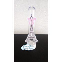 Aplique de tubete Paris - Torre Eiffel