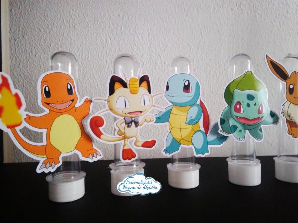 Aplique de tubete Pokemon-Aplique de tubete Pokemon   Fazemos em qualquer tema. Envie nome e idade para personalização e