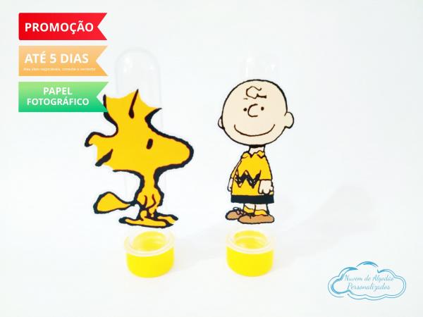 Aplique de tubete Snoopy - Clarlie Brown e Woodstock-Aplique de tubete Snoopy - Clarlie Brown e Woodstock  Fazemos em qualquer tema. Envie nome e idad