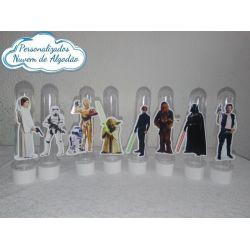 Aplique de tubete Star Wars