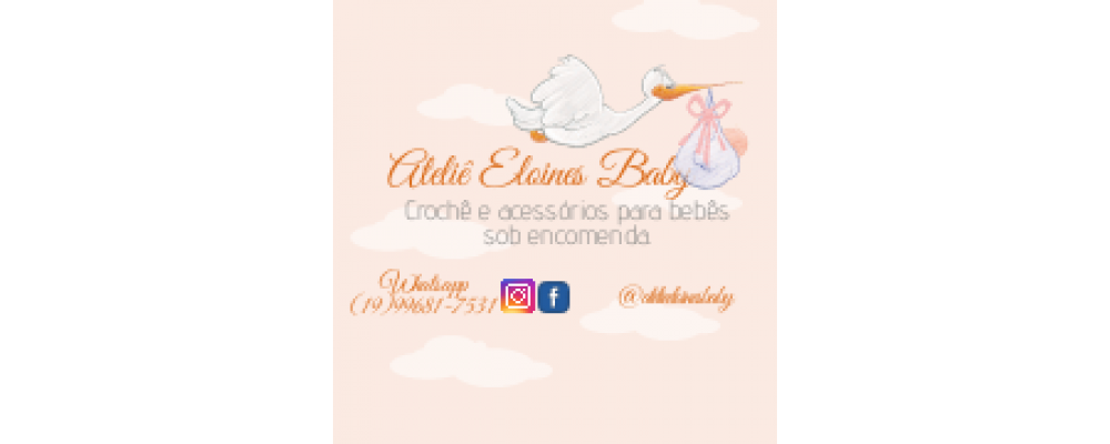 Ateliê Eloines Baby