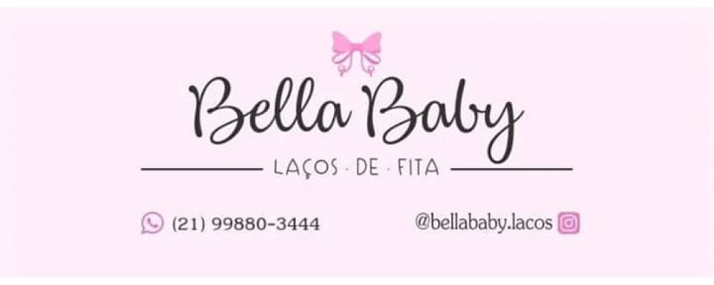 Bella Baby Laços de fita