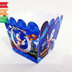 Cachepô P Sonic