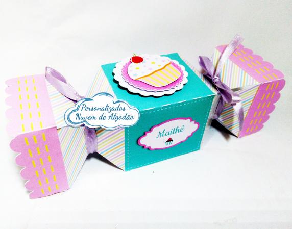 Caixa bala inteira Confeitaria-Caixa bala inteira Confeitaria  Fazemos todos os temas e cores.  Na hora do seu pedido informe o