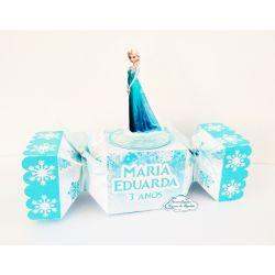 Caixa bala inteira Frozen