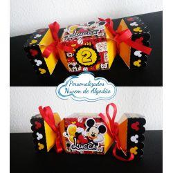 Caixa bala inteira Mickey