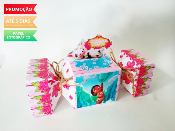 Caixa bala inteira Moana Baby-Caixa bala inteira Moana Baby Fazemos todos os temas e cores.  Na hora do seu pedido informe os d