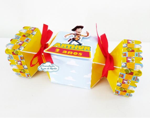 Caixa bala inteira Toy Story-Caixa bala inteira Toy Story Fazemos todos os temas e cores.  Na hora do seu pedido informe os da