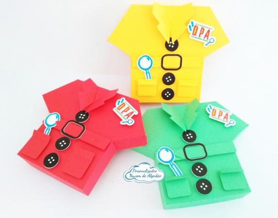 Caixa camisa DPA-Caixa camisa DPA  Fazemos em qualquer tema. Envie nome e idade para personalização.  - Produt