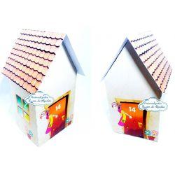 Caixa casinha Vila do Chaves