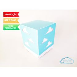 Caixa cubo Toy Story - nuvem
