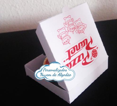 Caixa de pizza para latinha 5x5 com adesivo-Caixa de pizza para latinha 5x5 com adesivo Fazemos em qualquer tema. Envie nome e idade para pers