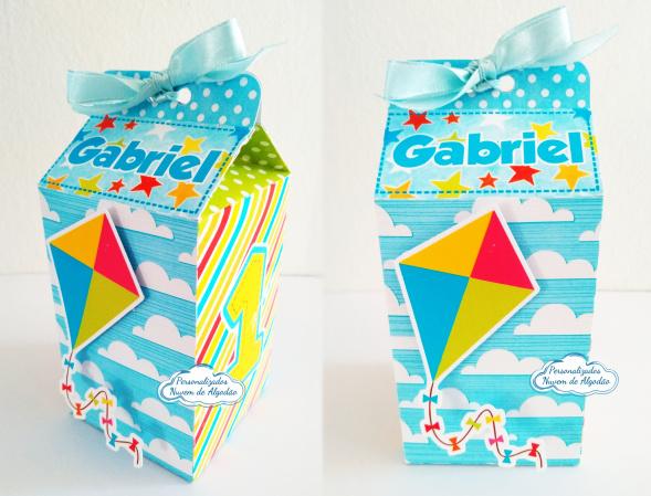 Caixa milk Brinquedos-Caixa milk Brinquedos Fazemos em qualquer tema. Envie nome e idade para personalização.  - Pro