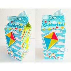 Caixa milk Brinquedos