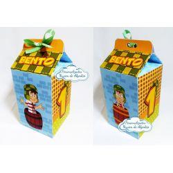 Caixa milk Chaves