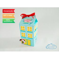 Caixa milk D.P.A Prédio
