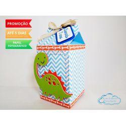 Caixa milk Dinossauro