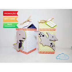 Caixa milk Dinossauros