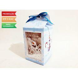 Caixa milk Frozen 2 - Olaf