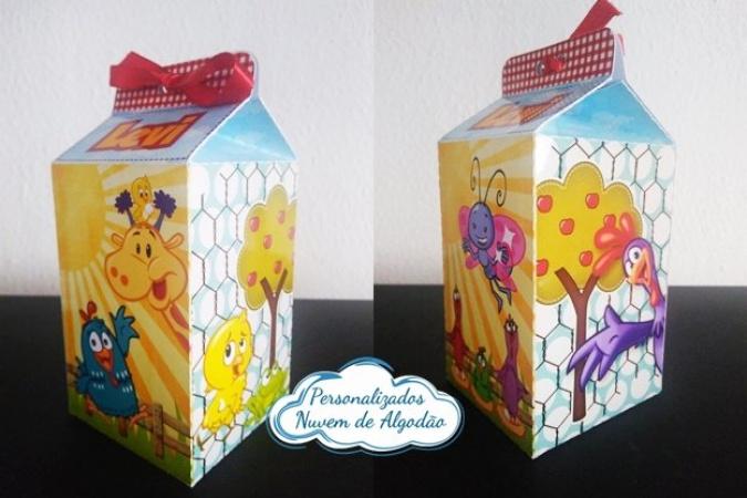 Caixa milk Galinha Pintadinha-Caixa milk Galinha Pintadinha Fazemos em qualquer tema. Envie nome e idade para personalização.