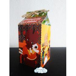 Caixa milk Kiriku