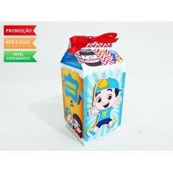 Caixa milk Luccas Neto