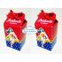 Caixa milk Mulher Maravilha-Caixa milk Mulher Maravilha Fazemos em qualquer tema. Envie nome e idade para personalização.